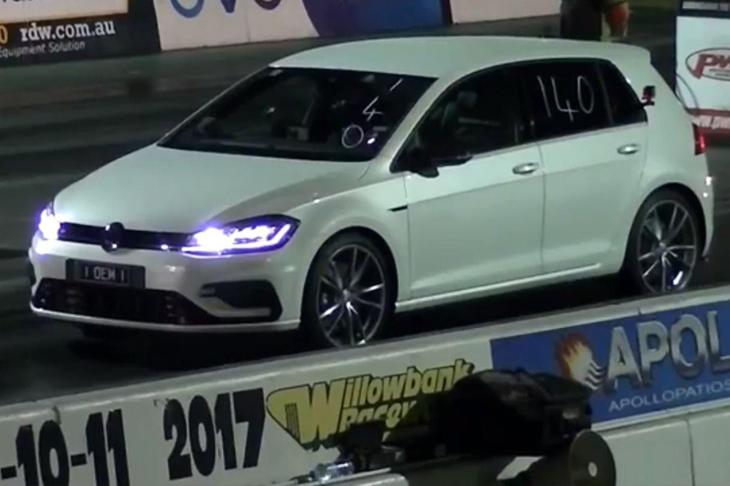 Volkswagen Golf R 7.5 targets sub-3sec 0-100km/h