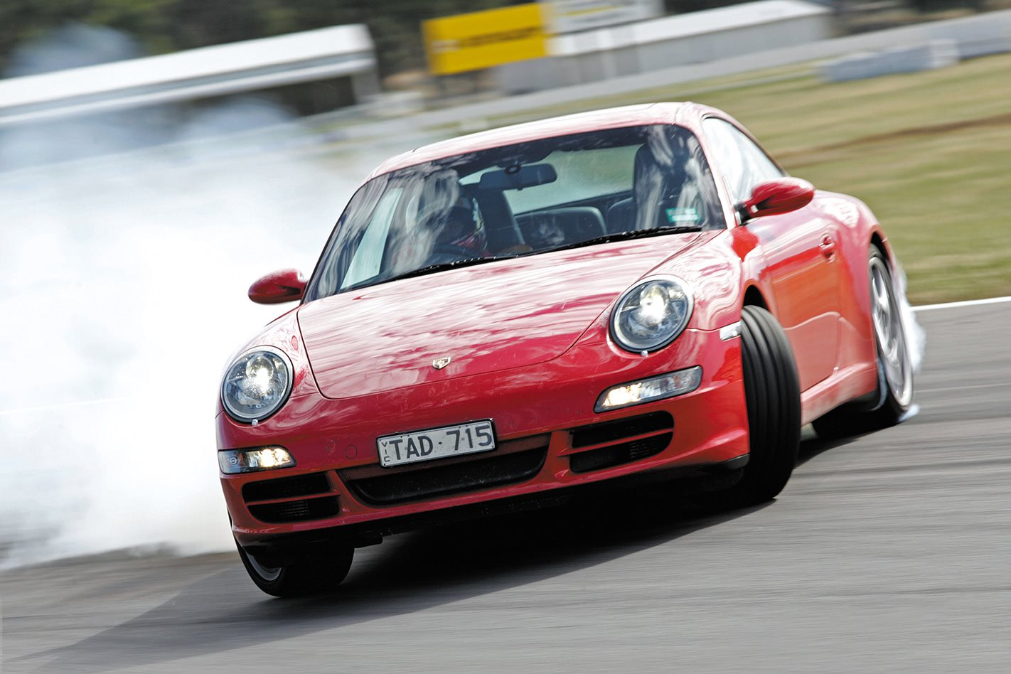 Porsche 911 Carrera S Wins Performance Car Of The Year 2005 Classic