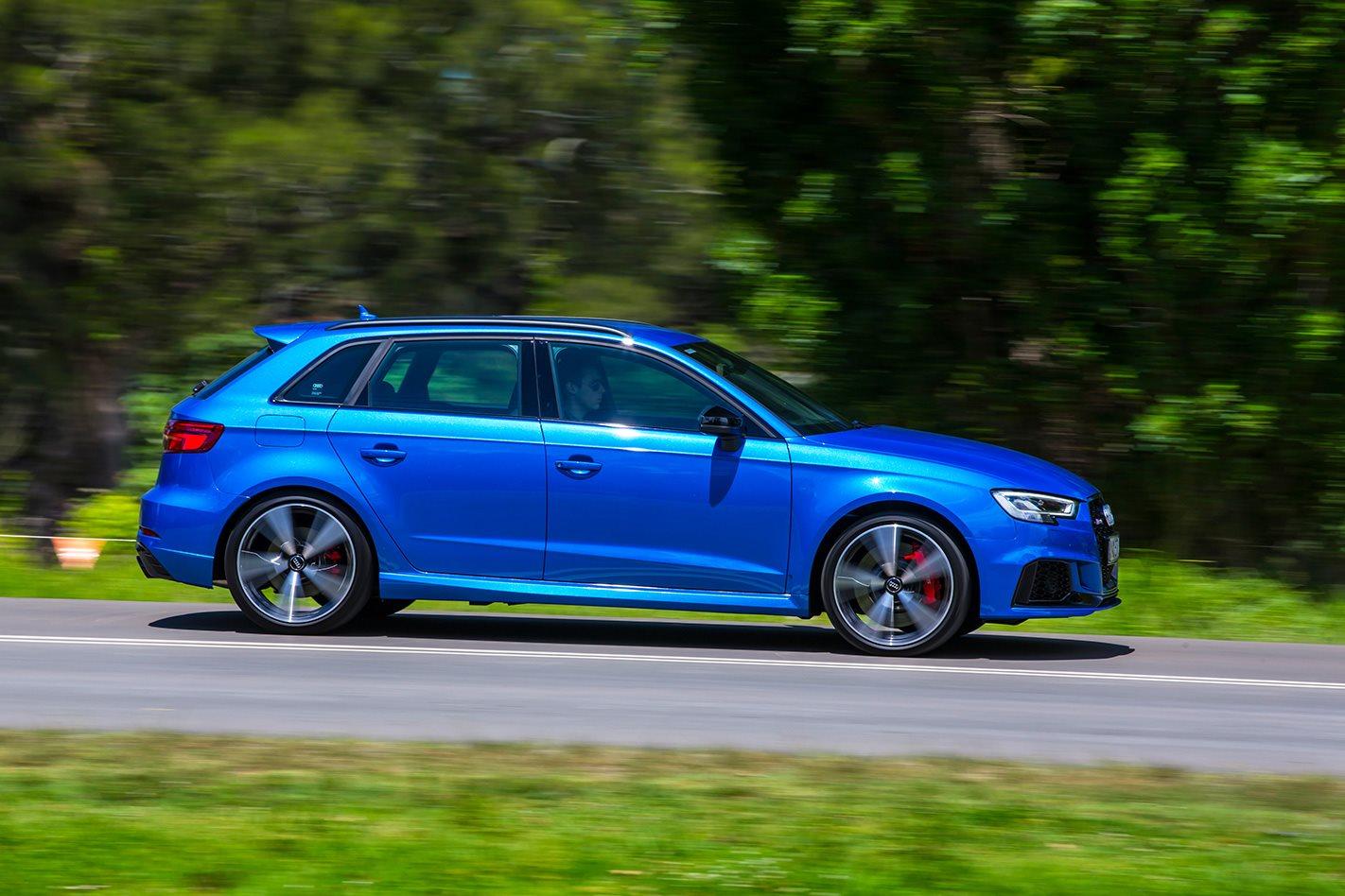 2018 Audi RS3 Sportback Australian pricing revealed