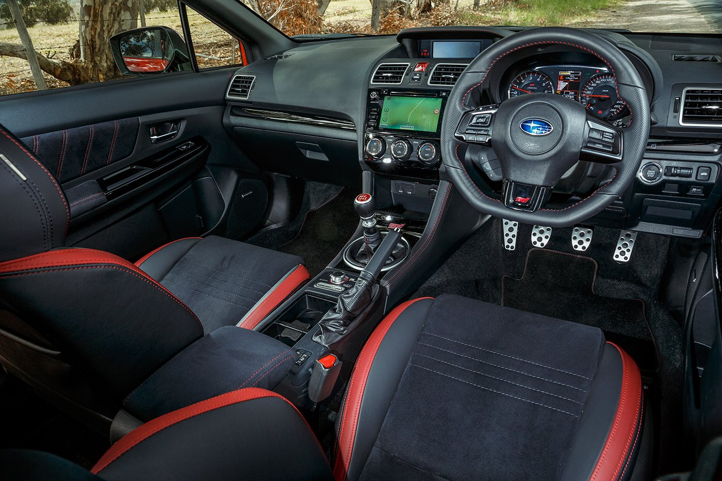 2018 Subaru WRX STI Spec R review