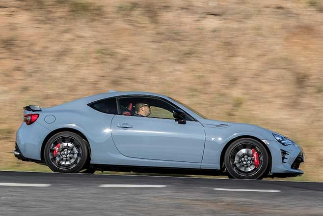 Toyota 86 upgrades announced for Australia