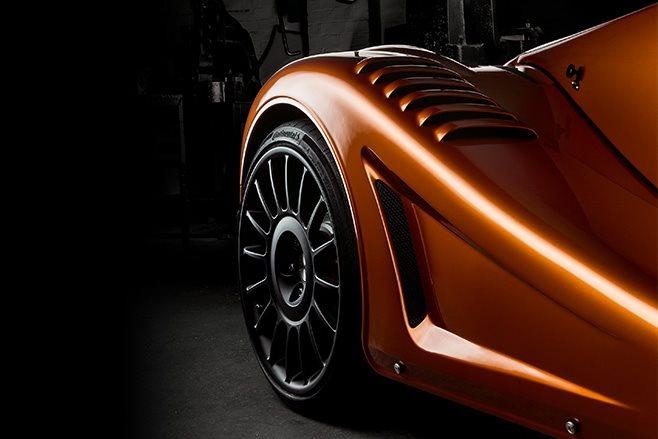 Morgan Aero GT teased