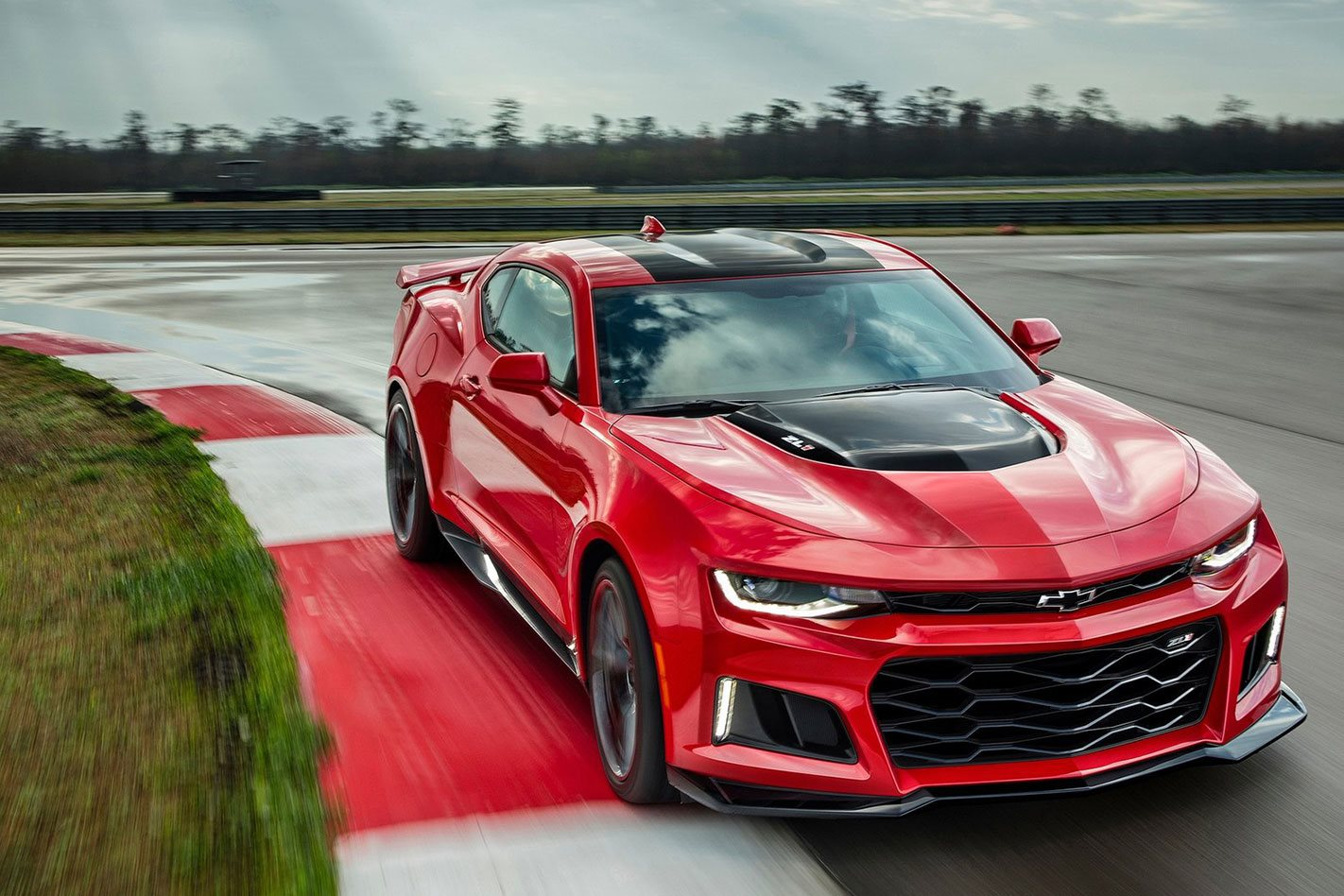Chevrolet Camaro Zl1 Possible But Difficult Says Hsv