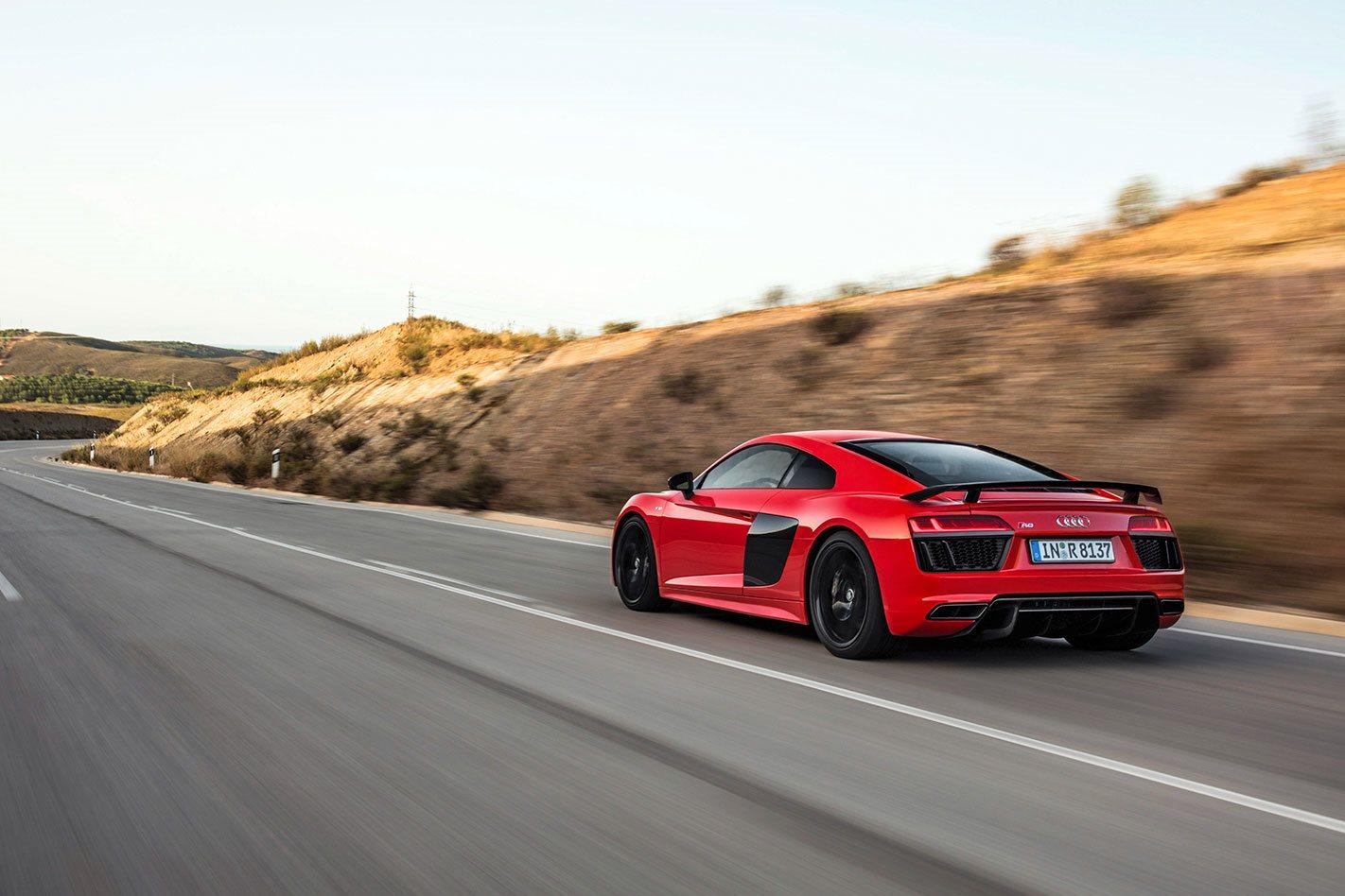 Audi R8 V10 Plus Neuburg Edition Revealed