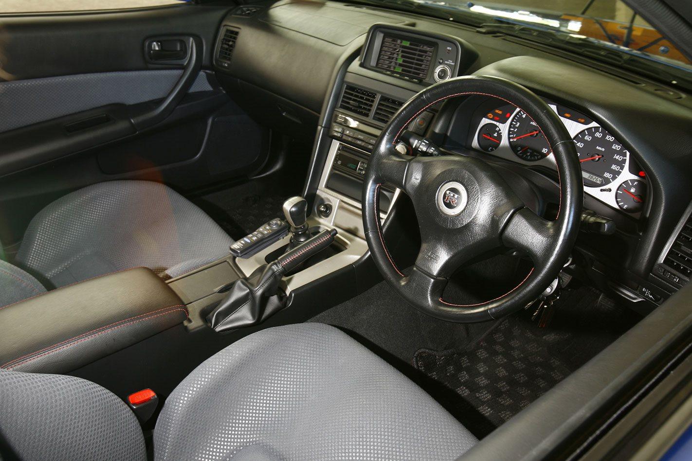 gtr r35 manual gear