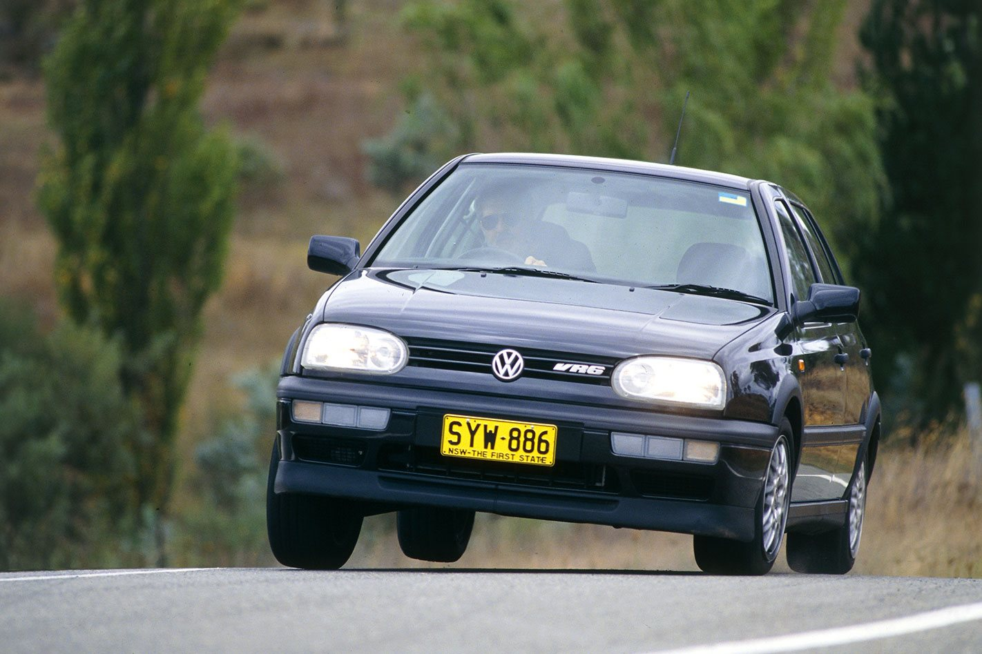Vw Golf Mk3 Vr6 Review Classic Motor