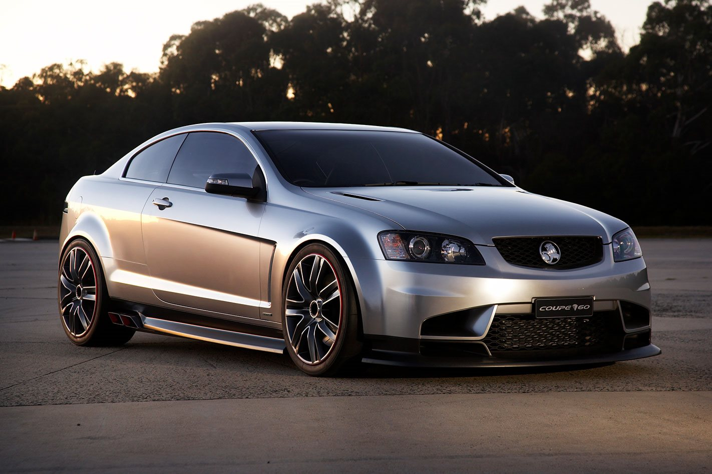 Holden Coupe 60 Concept: Classic MOTOR