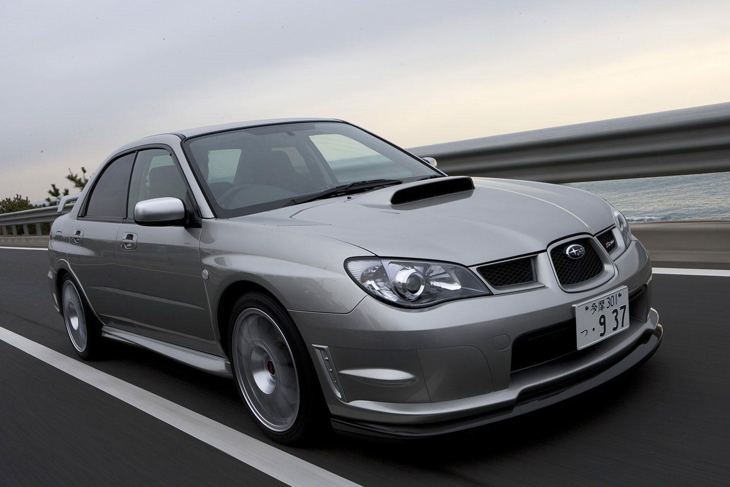 Subaru Wrx Sti Impreza 2017 >> 2006 Subaru Impreza WRX S204 STi review: Classic MOTOR