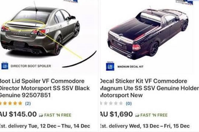 Given the ute missed out on the magnetic dampers of the calais director and also the commodore motorsport edition an ss v redline ute buyer could