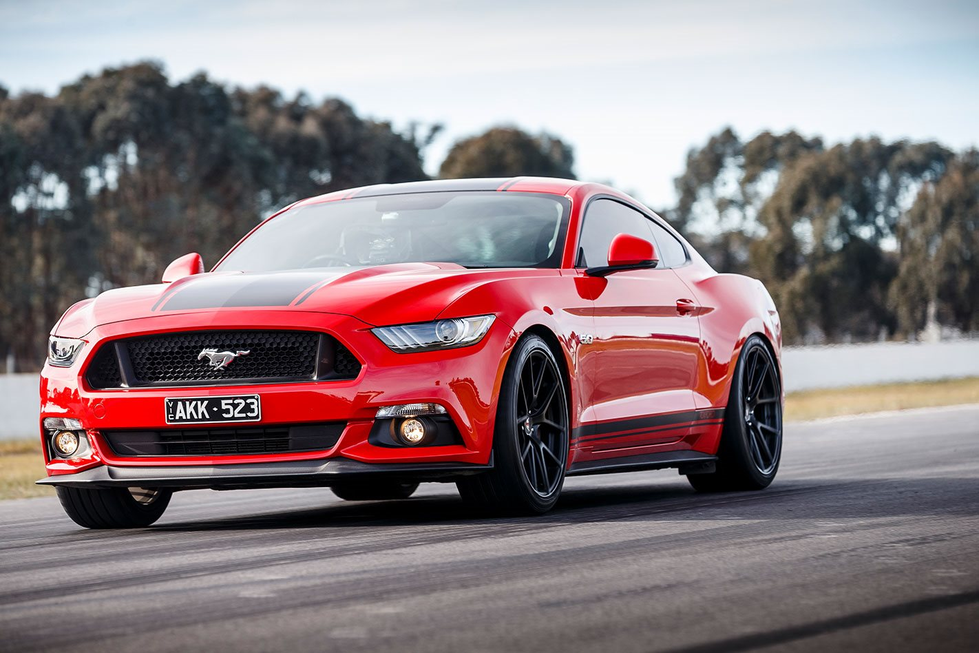 To be honest even though the tickford was fast around the track it wasnt as nice to drive quickly thats simply a function of less body control and that
