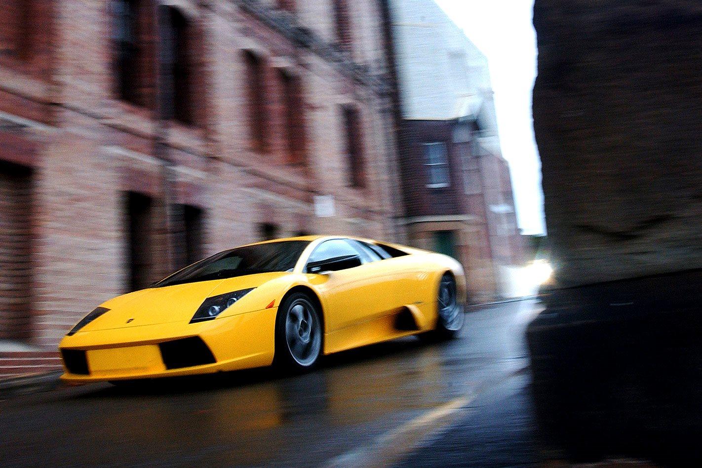 48 Hours In The Lamborghini Gallardo Classic Motor