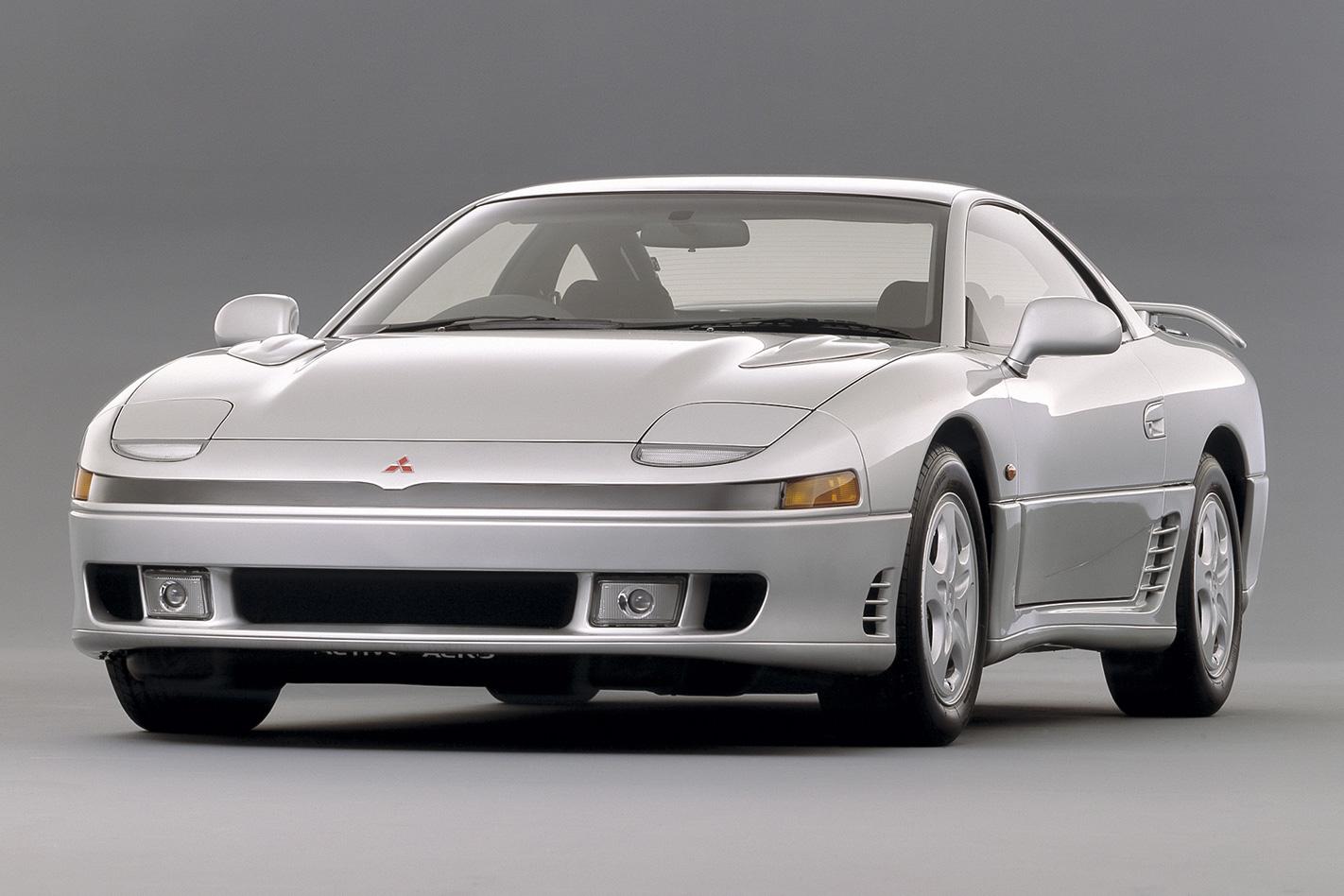 mitsubishi 3000gt: fast car history lesson