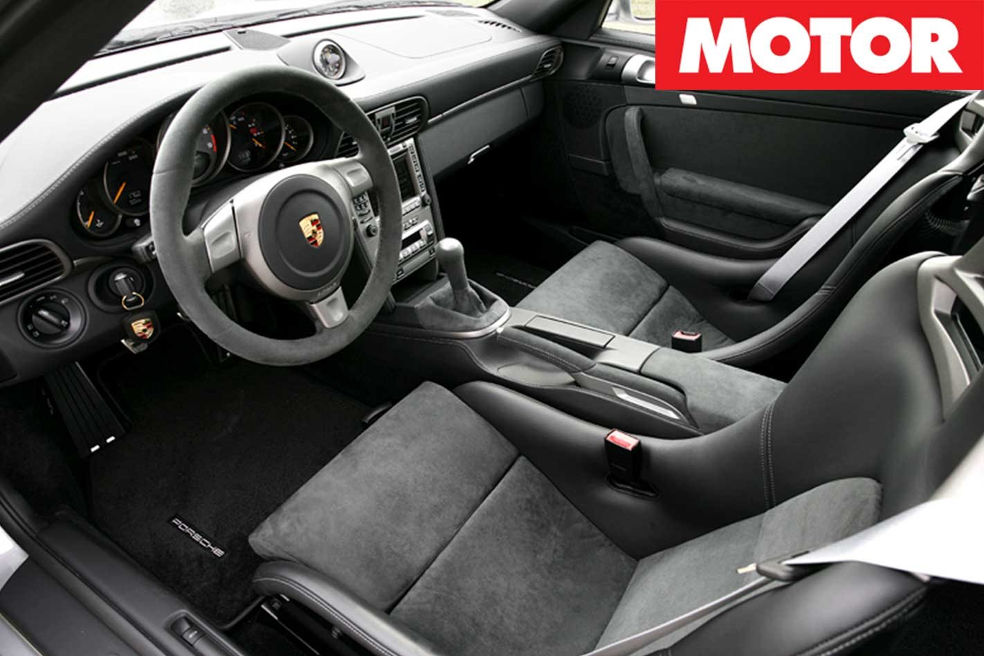 2006 porsche 911 gt3 review classic motor. Black Bedroom Furniture Sets. Home Design Ideas
