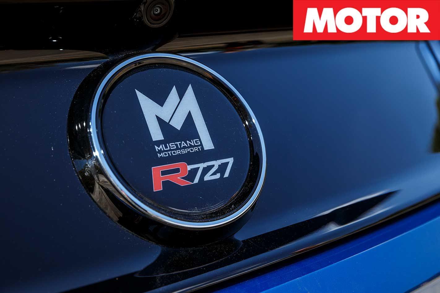 Mustang motorsport r727 road review motor biocorpaavc Gallery