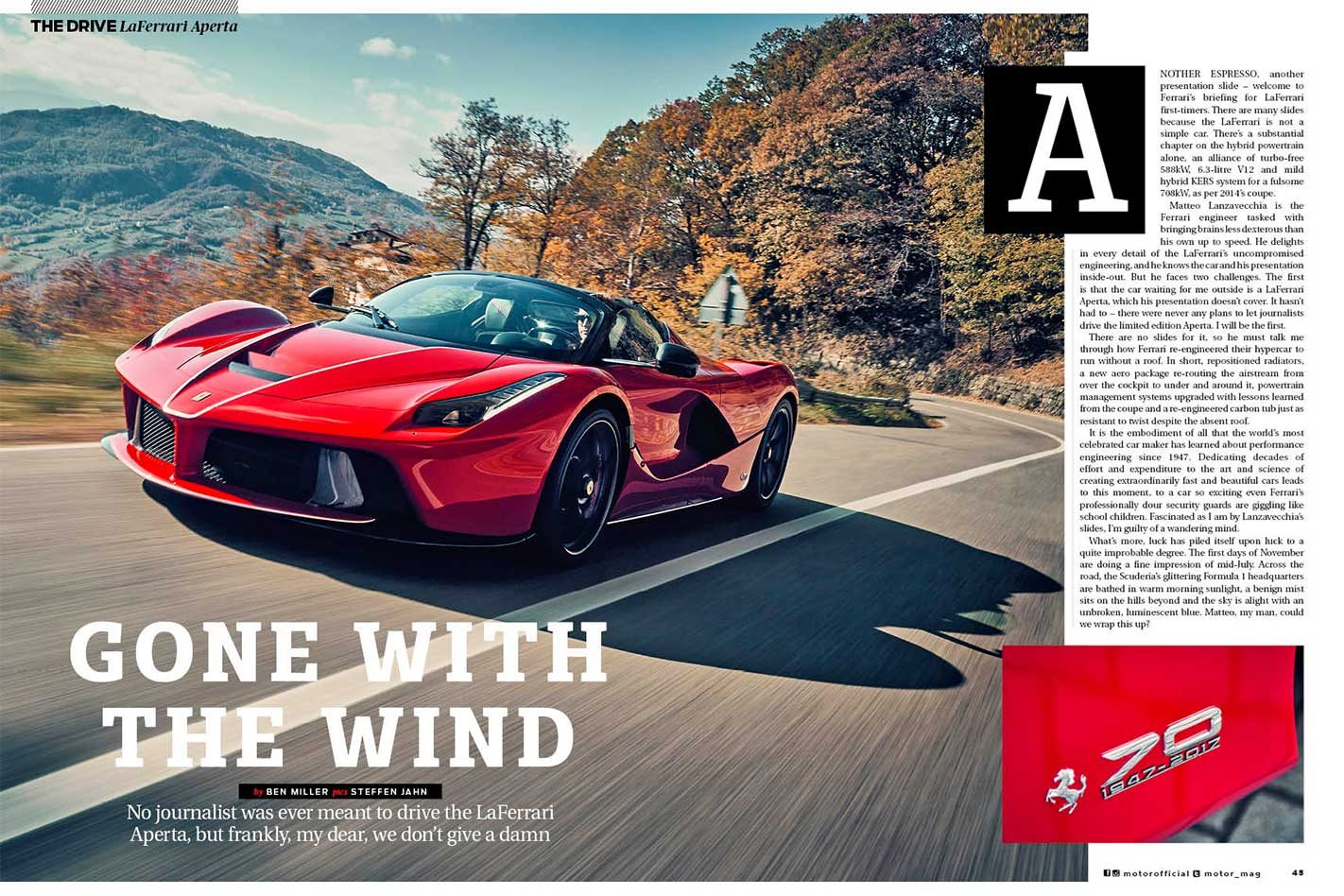 Motor Magazine February 2018 Issue Preview