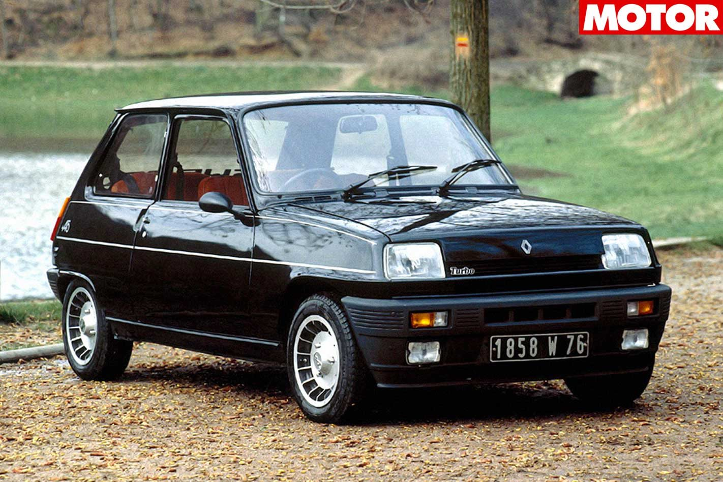 1985 1991 Renault 5 Gt Turbo Fast Car History Lesson