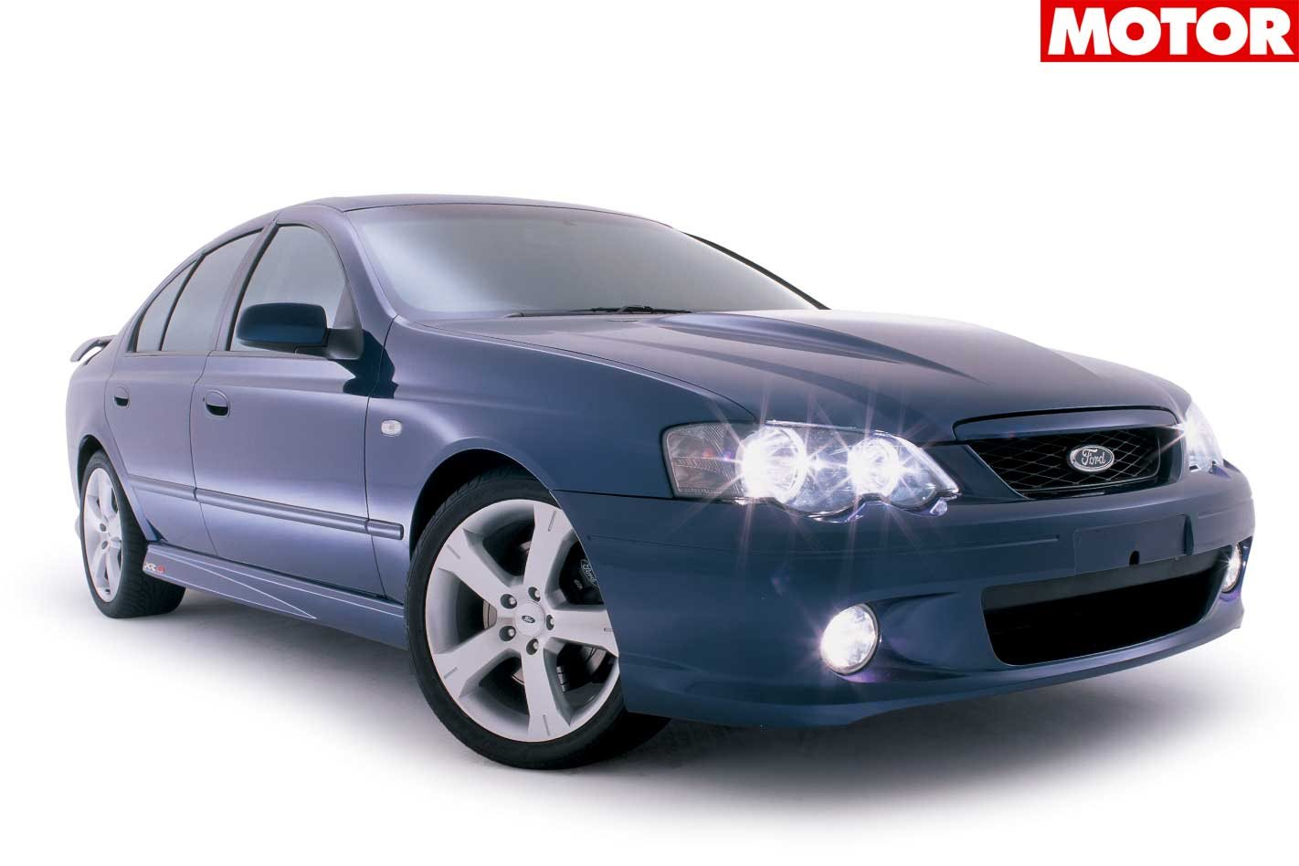 2003 Ford Falcon Xr8 Review Classic Motor Ba