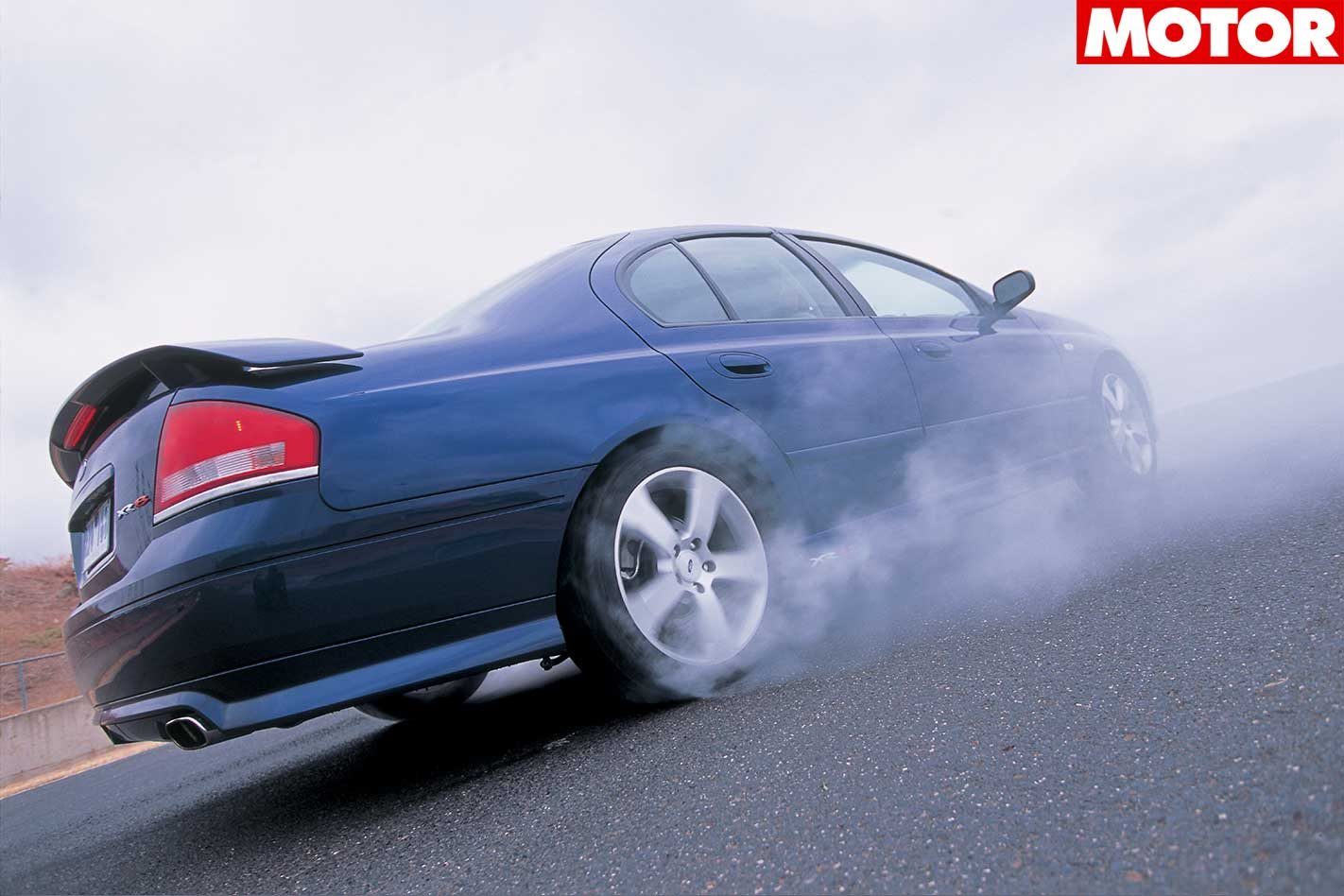 2003 Ford Falcon XR8 review: classic MOTOR
