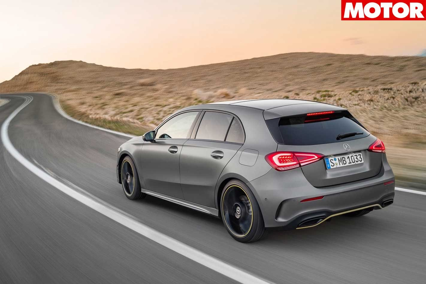 Mercedes-AMG A35 electric-turbo hatch to debut before A45