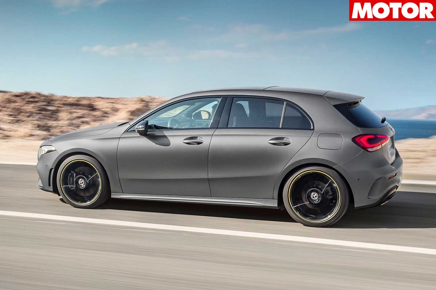 Mercedes Amg A35 Electric Turbo Hatch To Debut Before A45