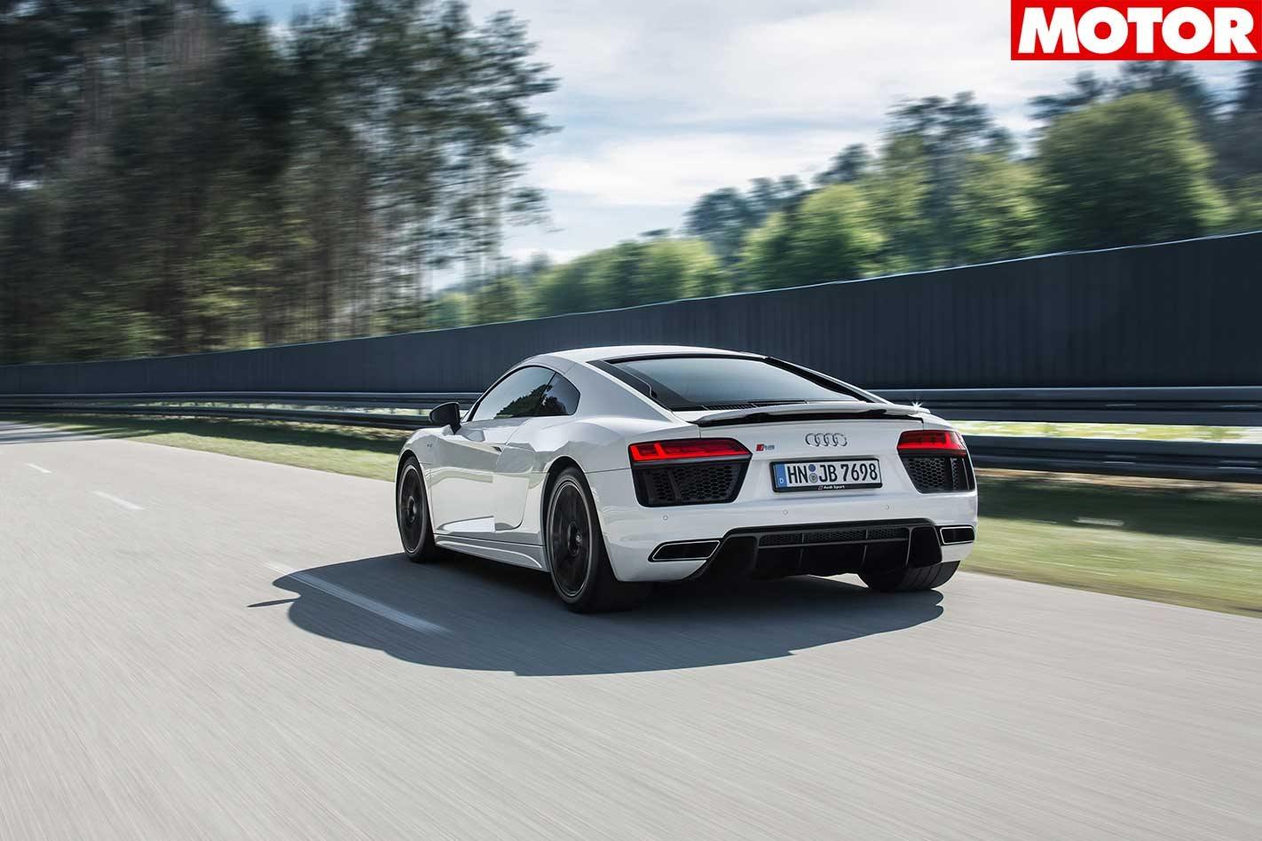 Audi R RWS Pricing Revealed - 2018 audi r8 price