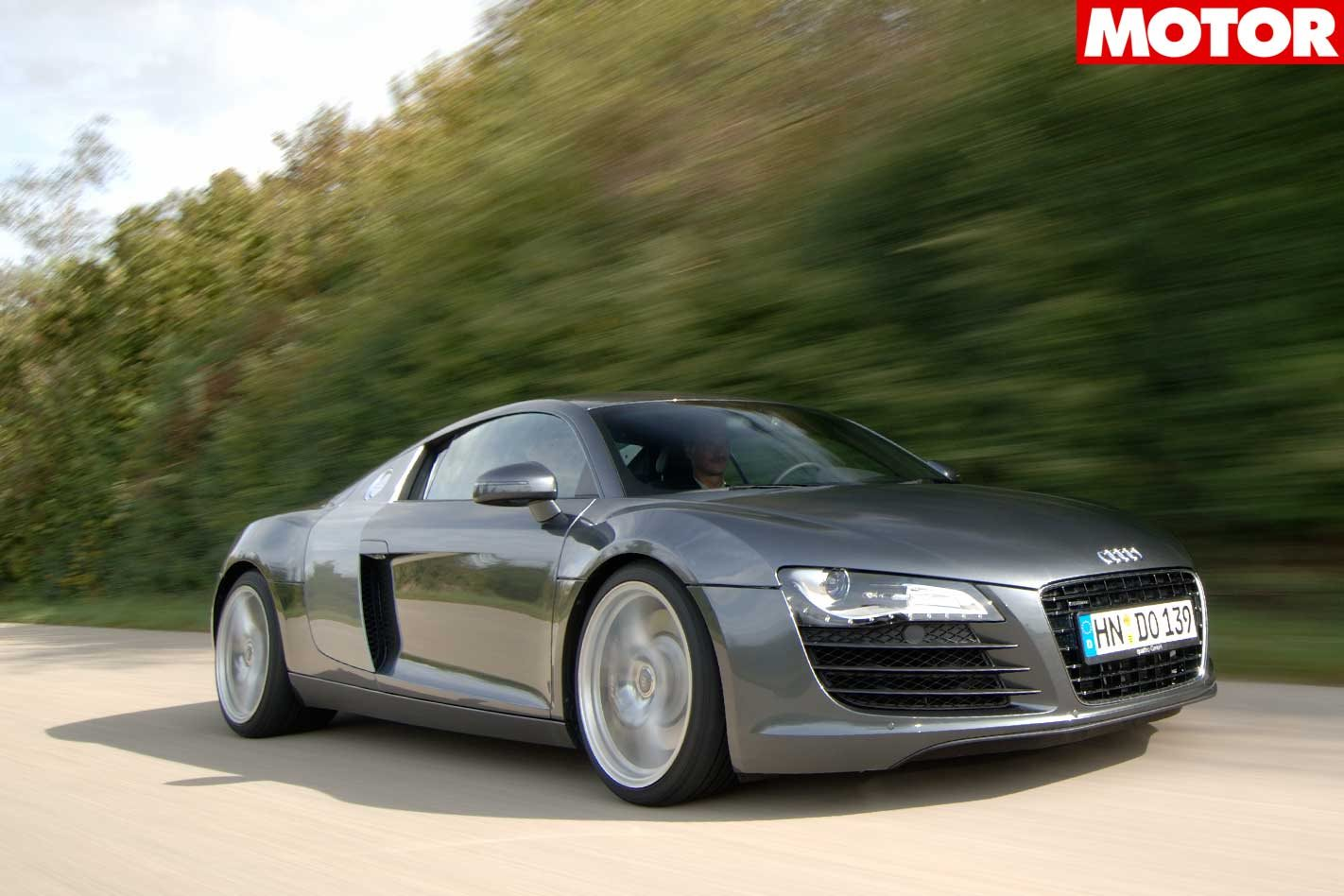 2007 Audi R8 V8 Review  Classic Motor