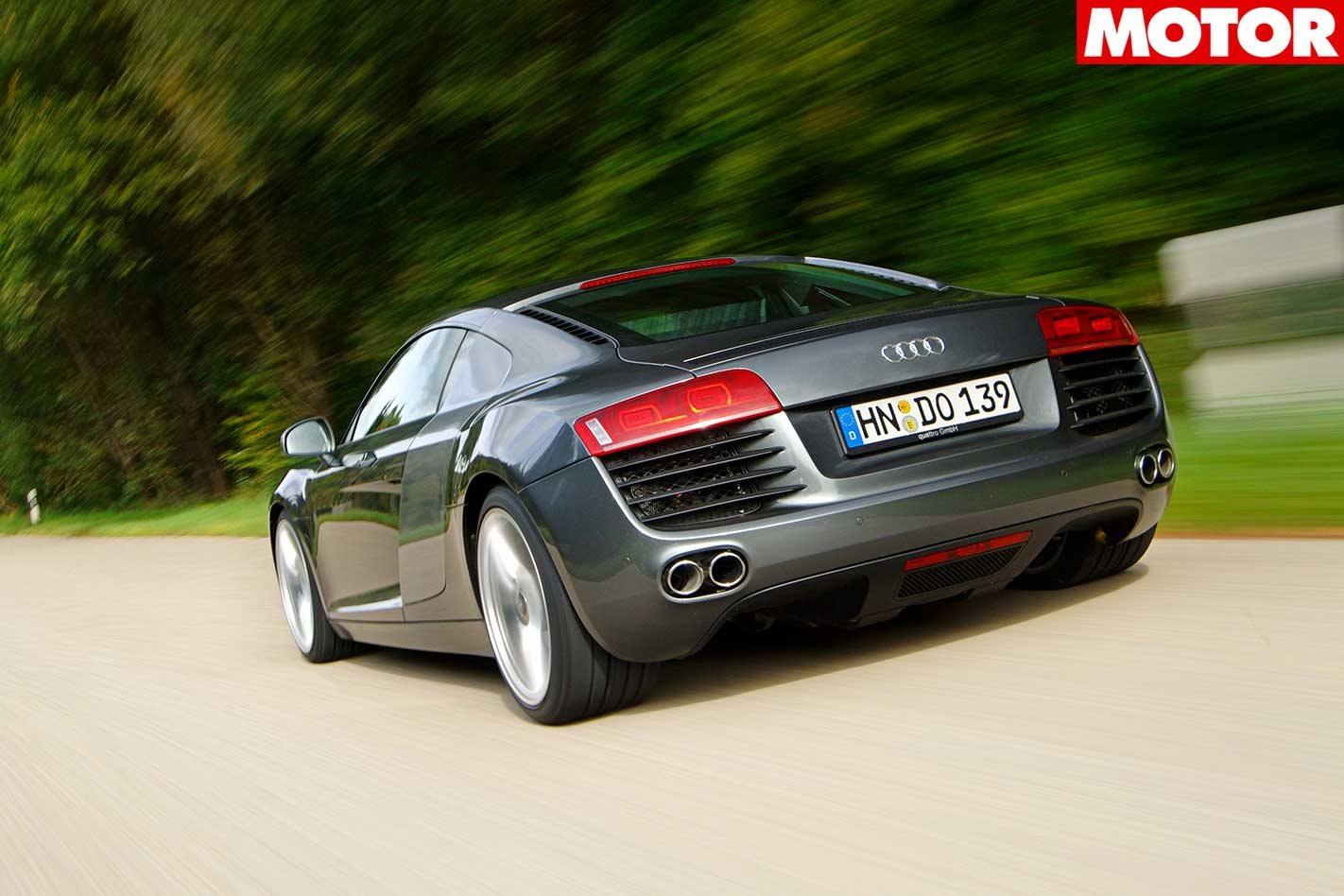 Audi R V Review Classic MOTOR - Audi r8 v8
