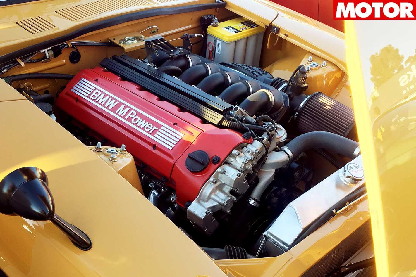 Datsun 240z Sleeper Has A Bmw M3 Engine