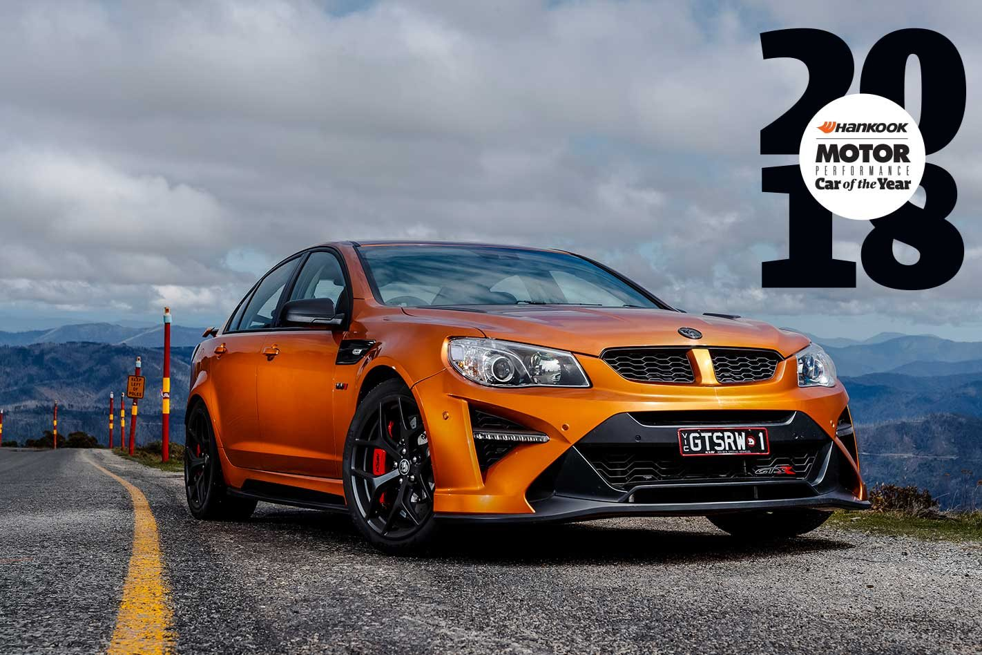 hsv gtsr w1 performance car of the year 2018 5th place. Black Bedroom Furniture Sets. Home Design Ideas