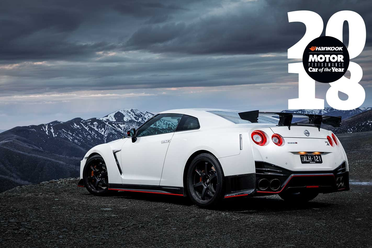 Nissan Gt R Nismo Performance Car Of The Year 2018 4th Place
