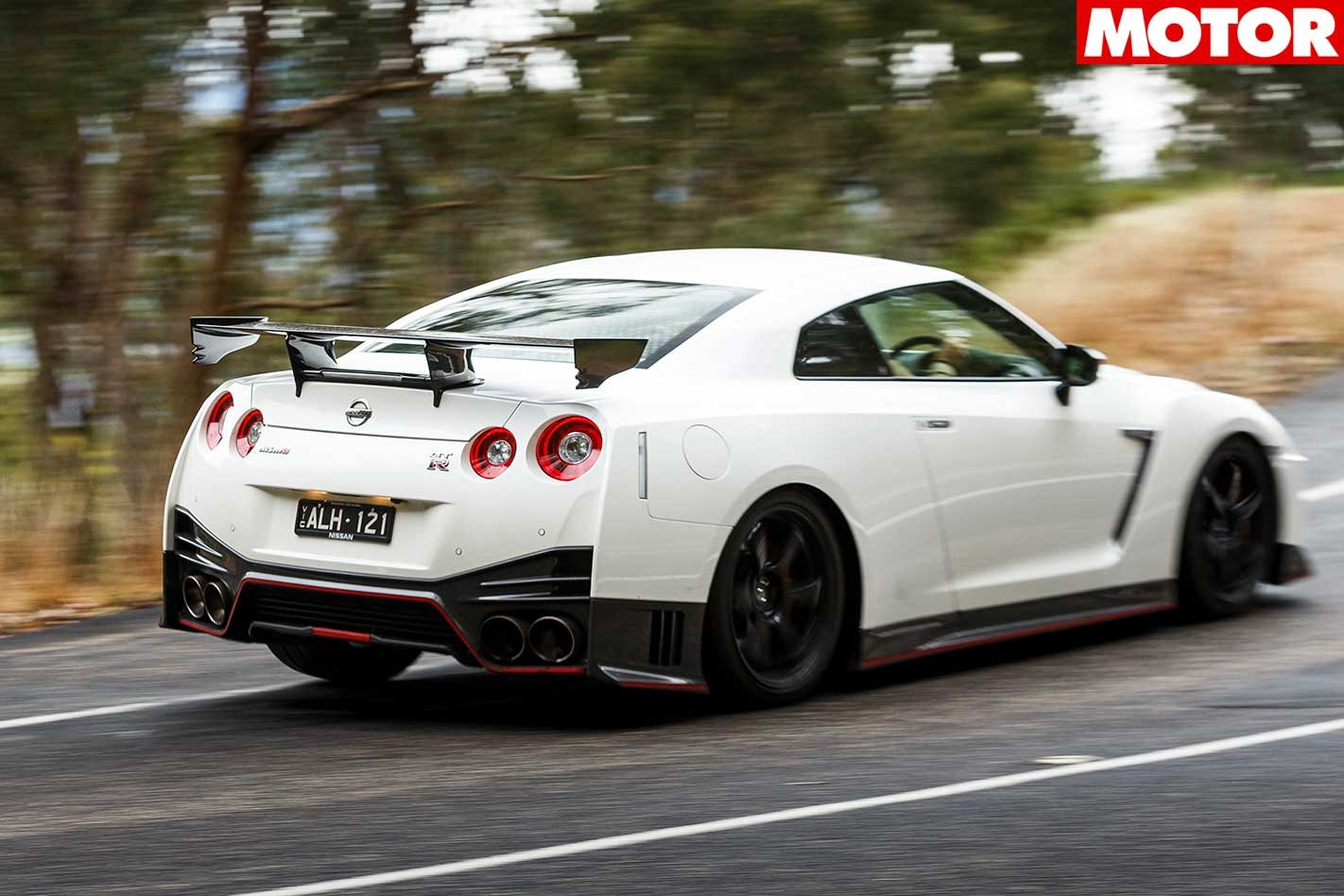 Nissan Gt R Nismo Performance Car Of The Year 2018 4th Place Specs Compared To That First R35 Landed In Oz And Topped Pcoty Podium 2009 Latest Has Stacked On 84kw 64nm Some Fancy Carbon Fibre