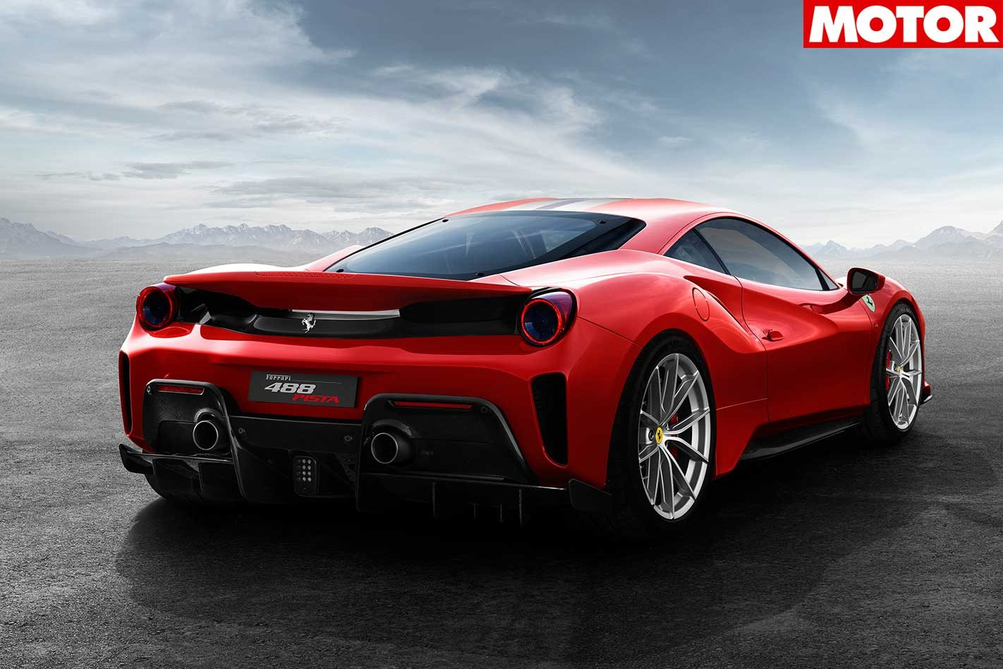 Ferrari 488 Pista: Brilliant Track-Derived Combination of Exhilaration and Performance