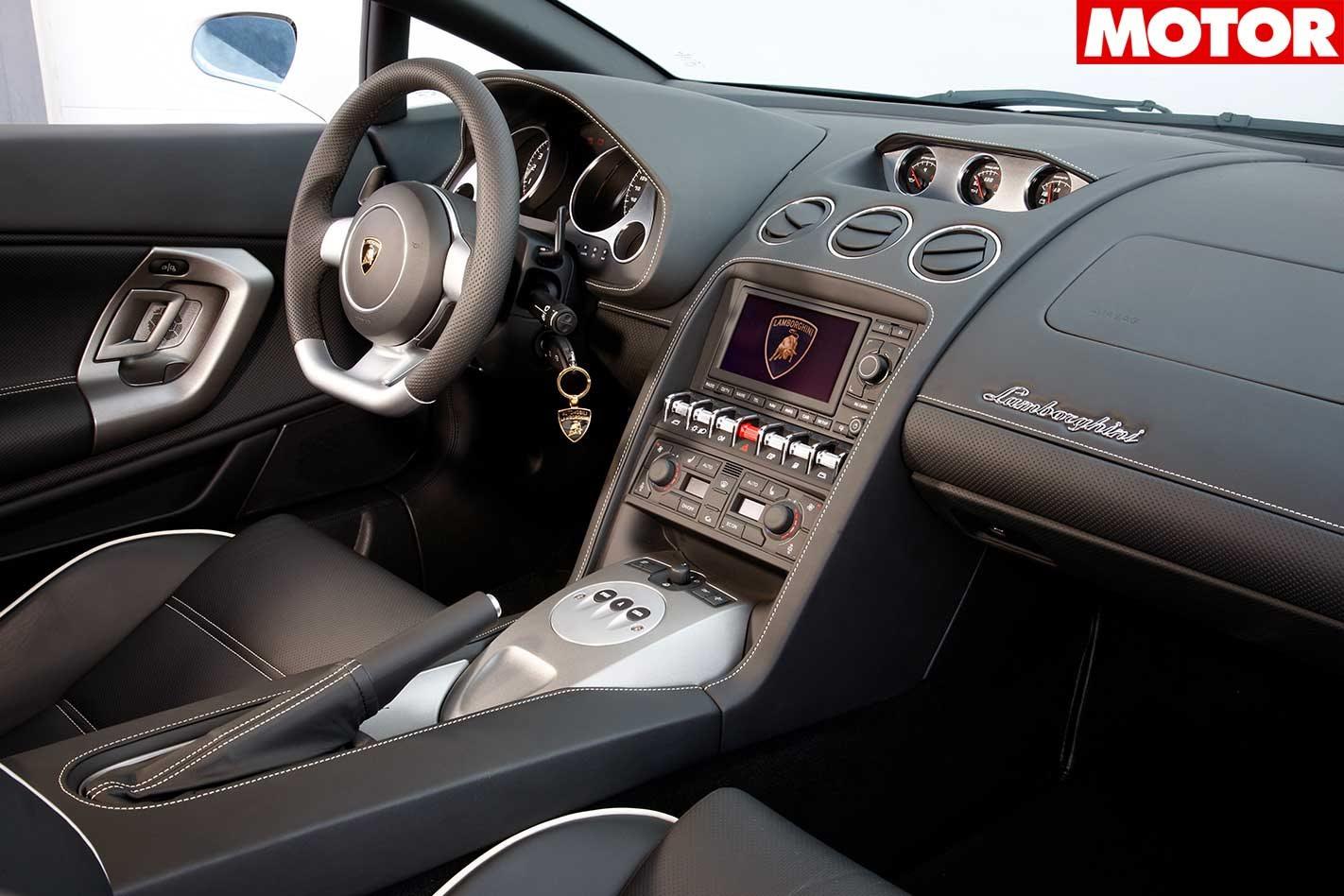 2008 Lamborghini Gallardo Lp560 4 First Drive Classic Motor