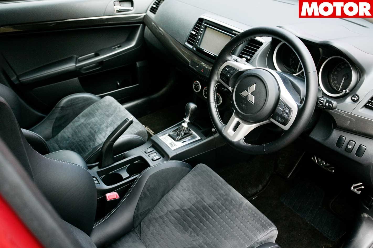 2008 Mitsubishi Lancer Evolution X First Drive Review Classic Motor Eclipse Gt Interior Magnesium Eh Yep The Evo Is Vastly Improved For Materials And Finish On Inside Sure Its No Audi But It Feels A Million Bucks Richer Than Old