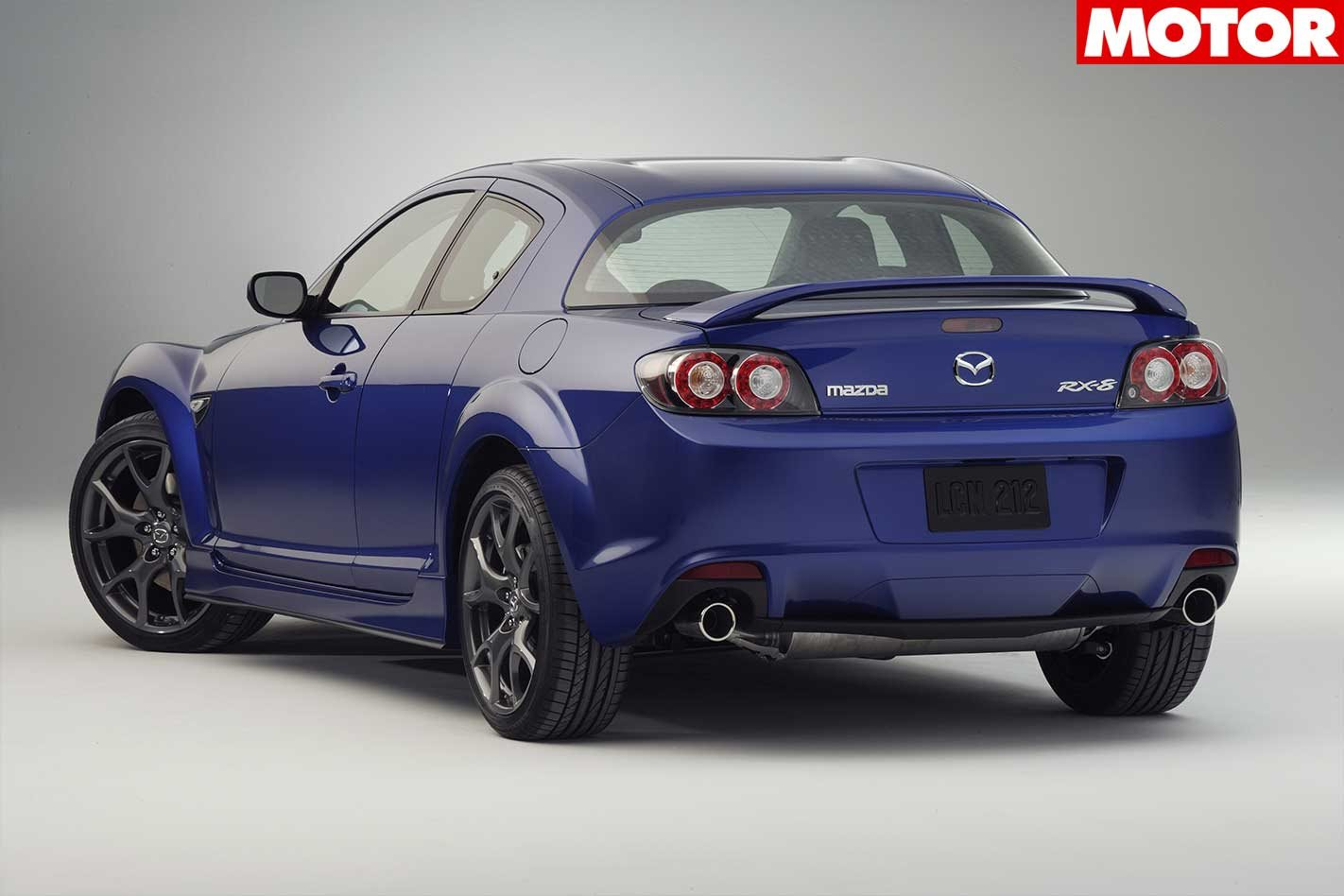 2008 Mazda RX-8 review: classic MOTOR