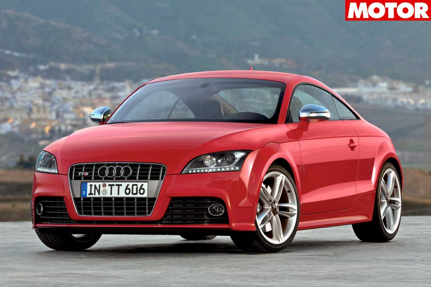 2008 Audi TTS coupe review: classic MOTOR
