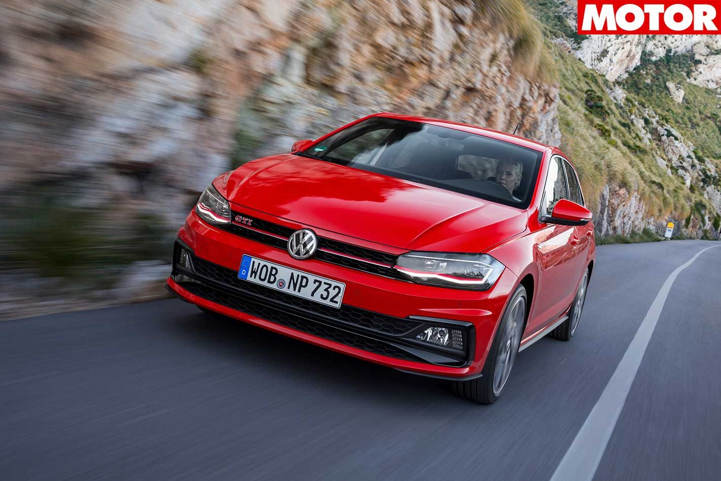 2018 volkswagen polo gti review. Black Bedroom Furniture Sets. Home Design Ideas