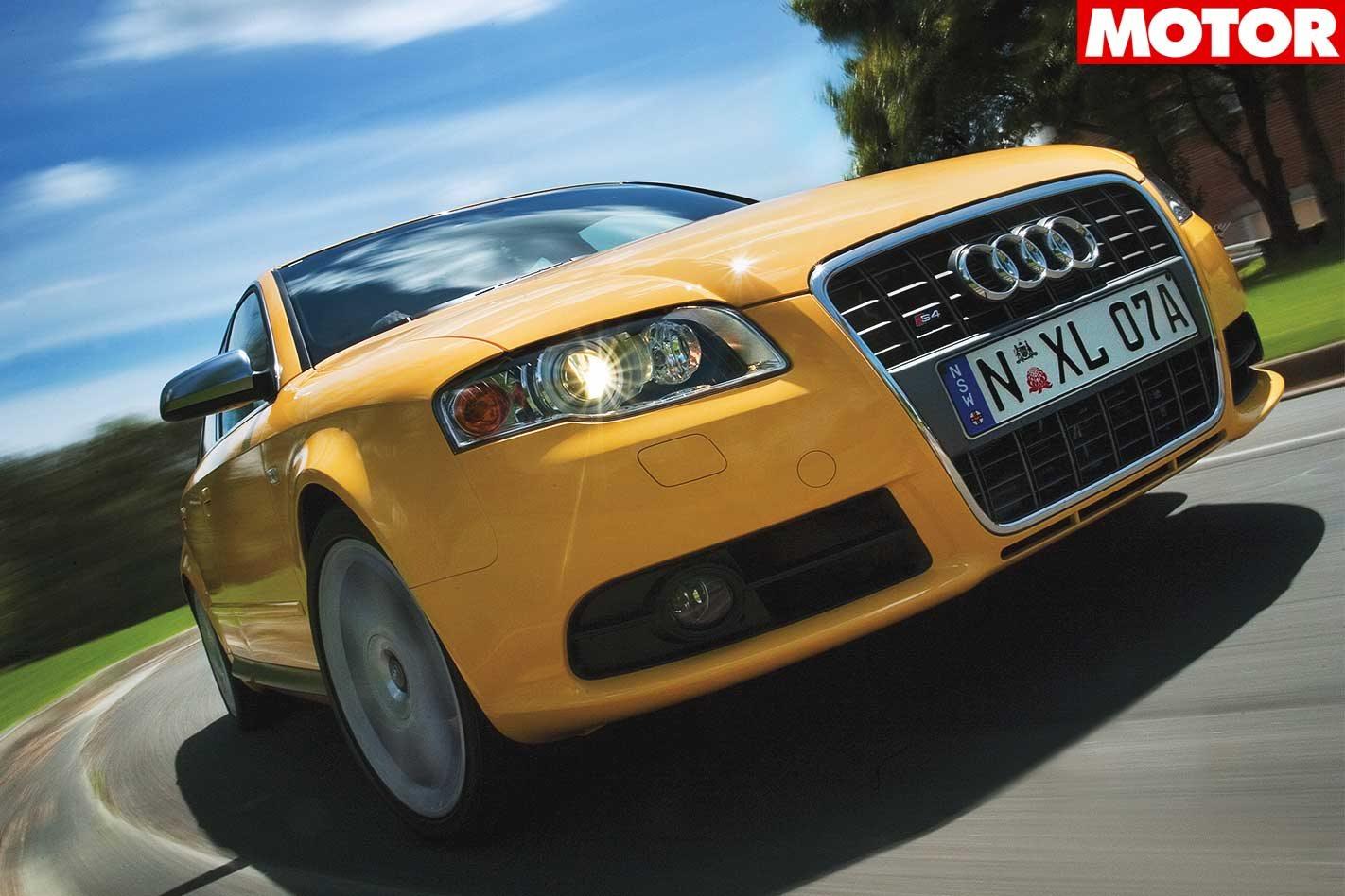 Audi S Review Classic MOTOR - 2006 audi s4