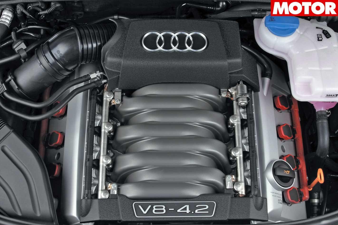 Kekurangan Audi 4.2 V8 Murah Berkualitas