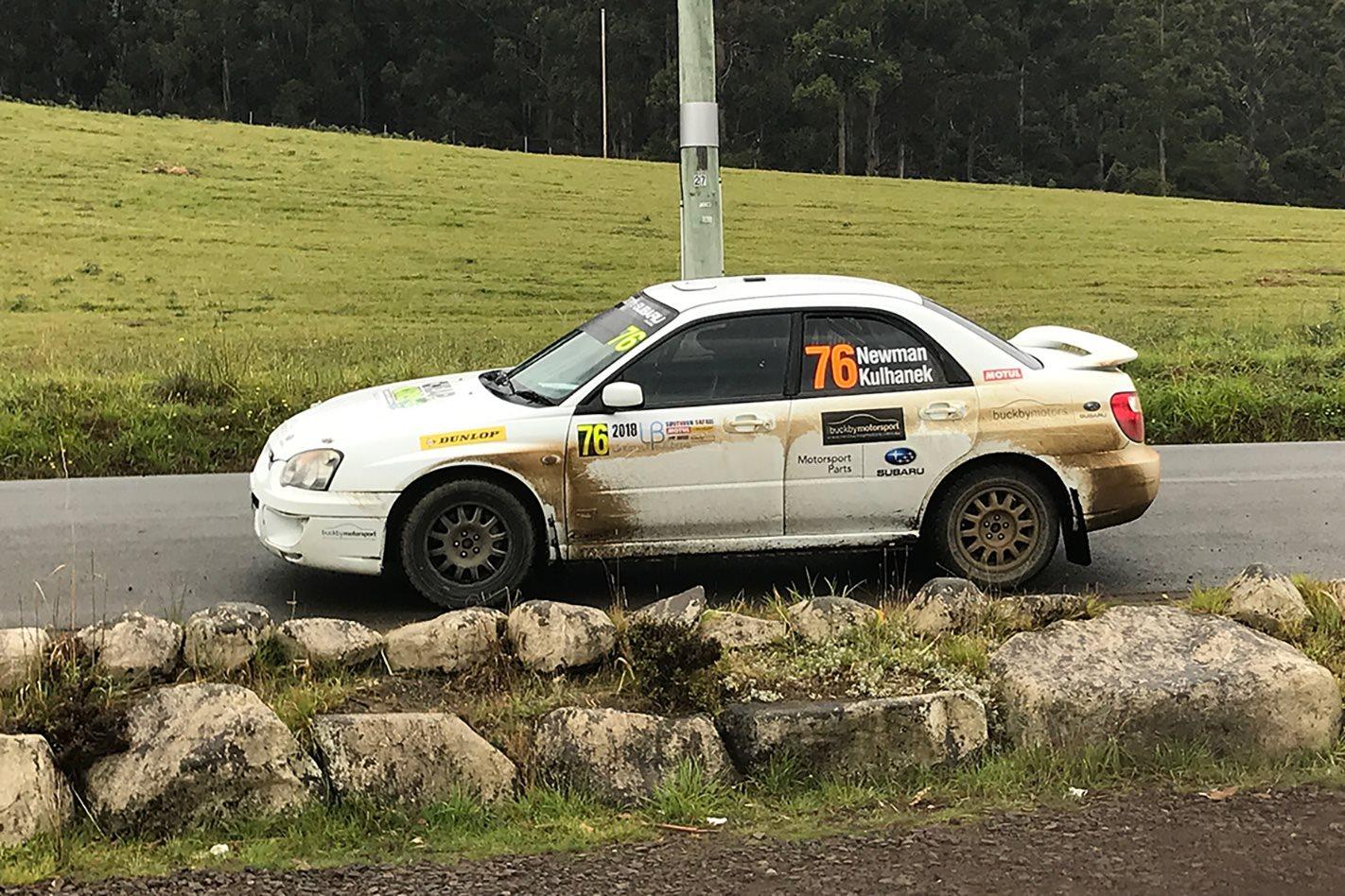 Subaru Impreza RS 5