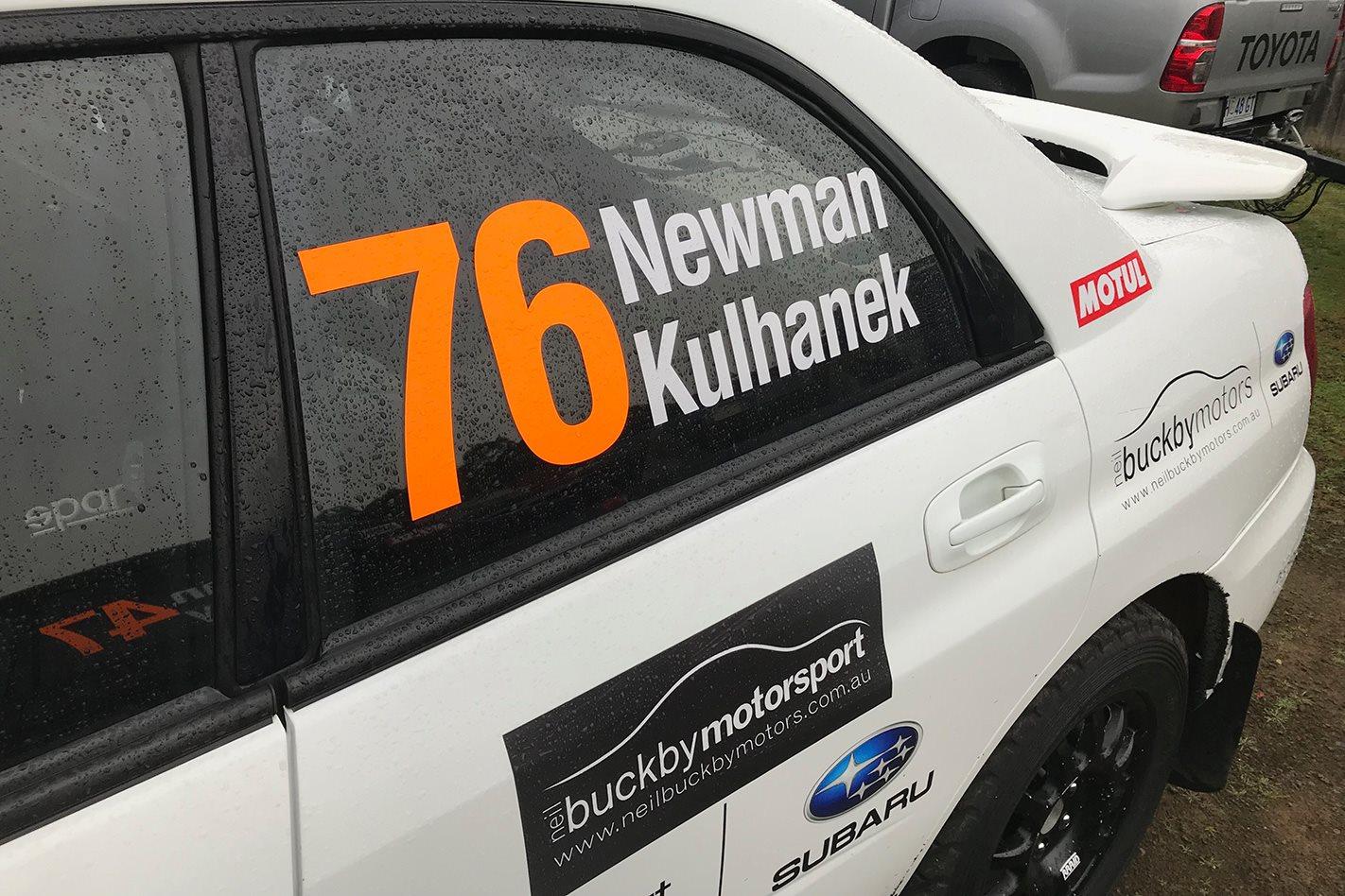 Subaru Impreza RS name