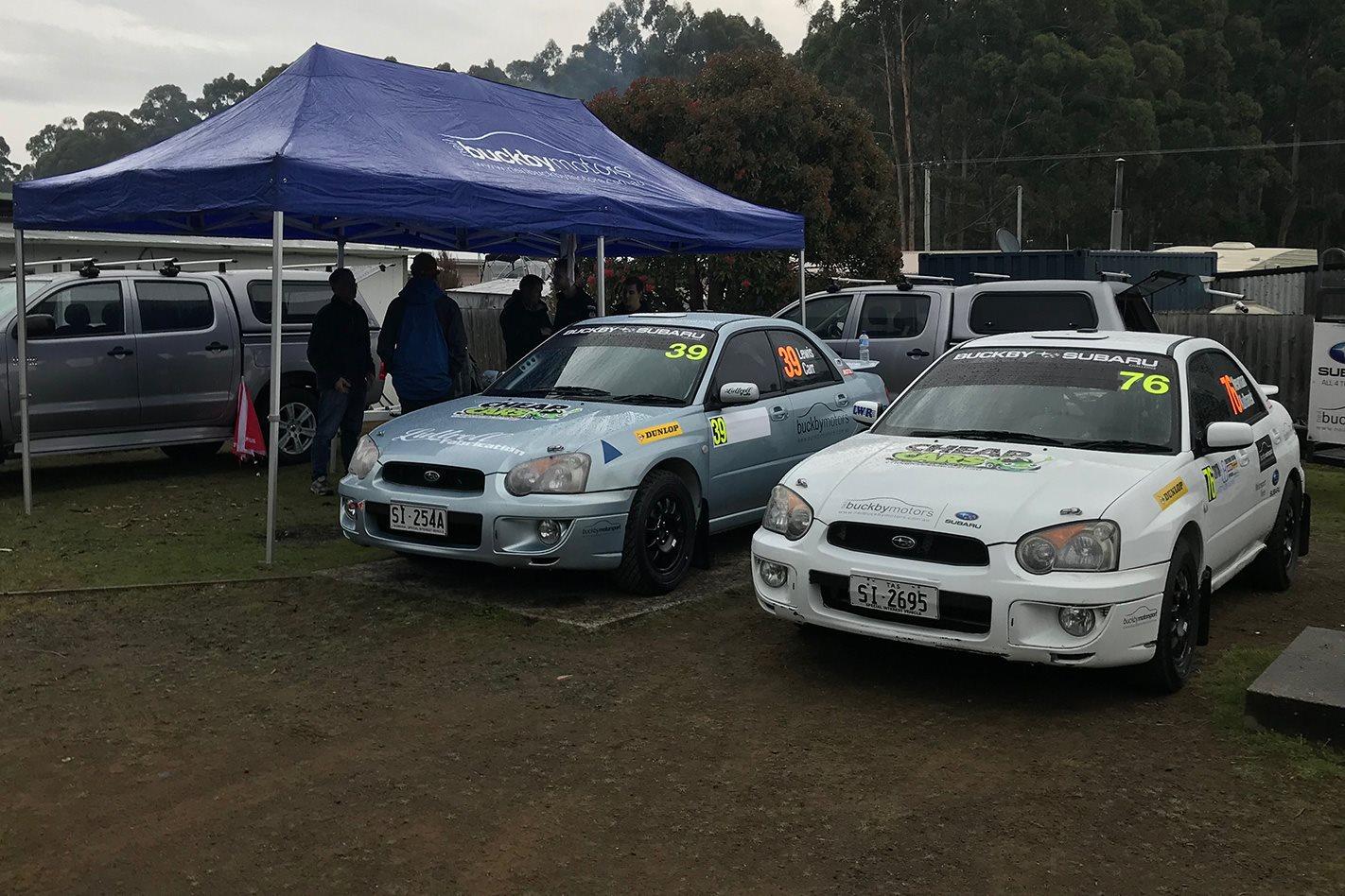 Subaru Impreza RS 1