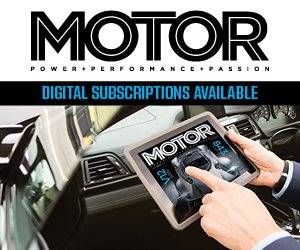 Motor magazine digital subscription