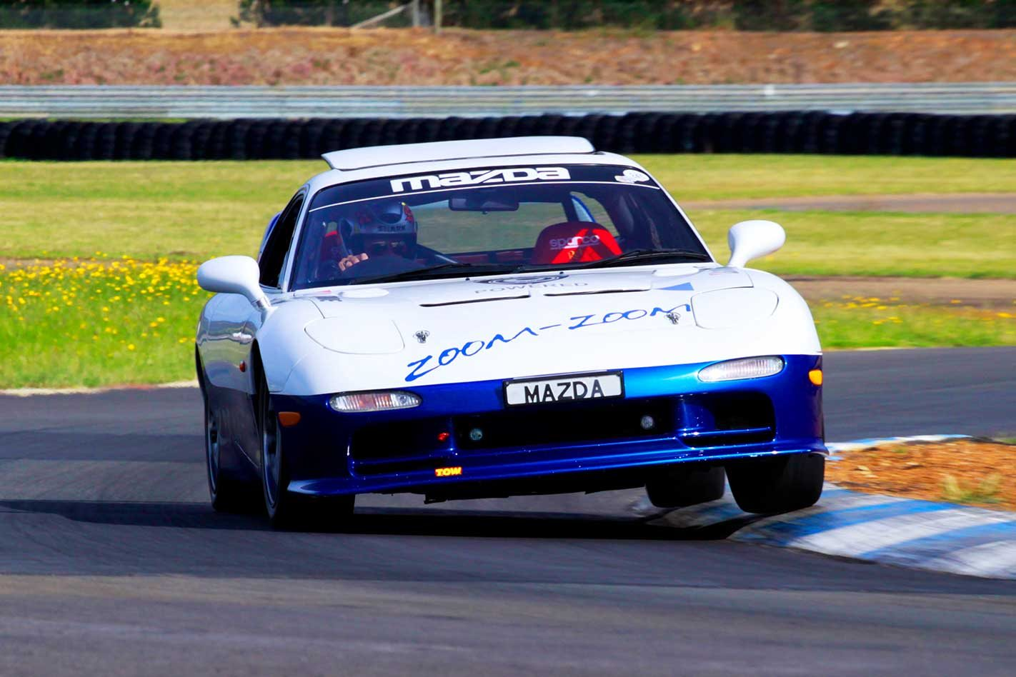 1995 mazda rx-7 sp quick review: classic motor