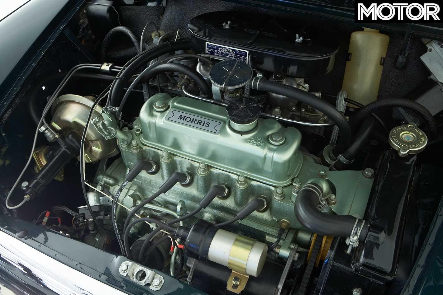 1966 Morris Mini Cooper S: Legend Series