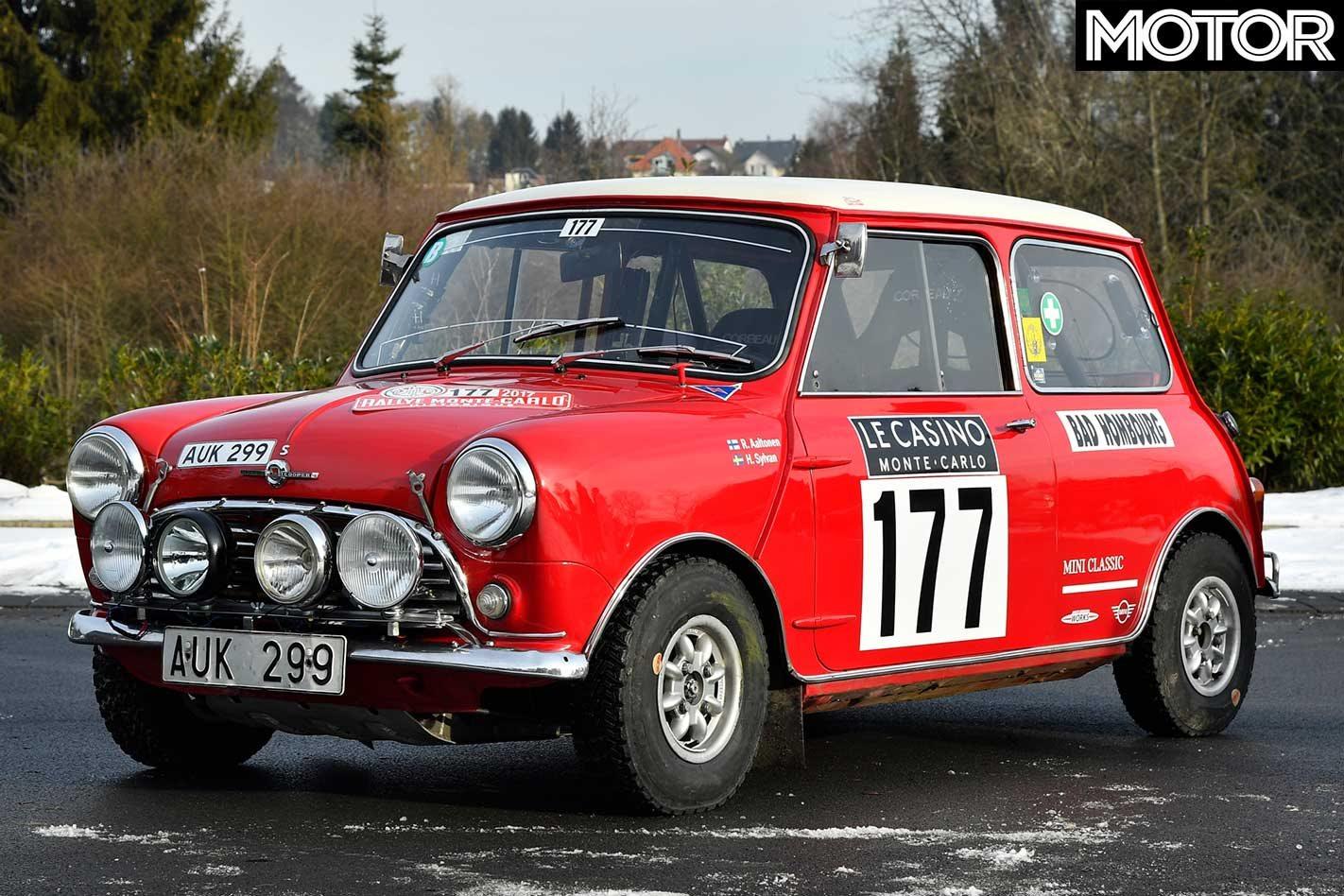 1966 Morris Mini Cooper S Legend Series
