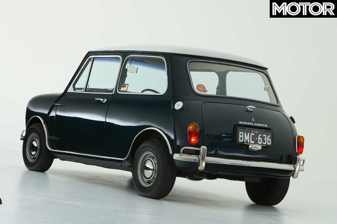 1966 Morris Mini Cooper S Legend Series