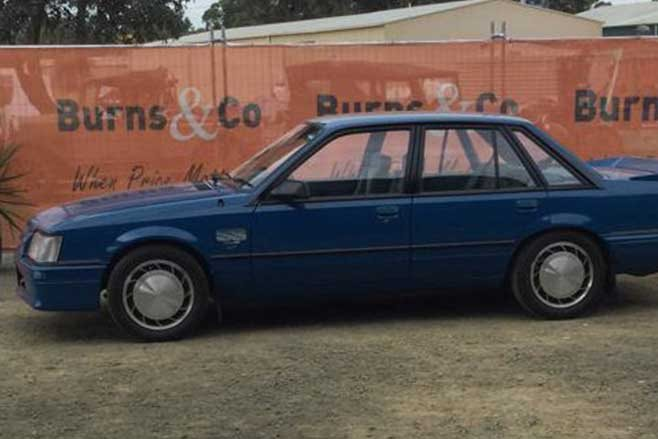 1985 VK HDT Brock Commodore Group A SS