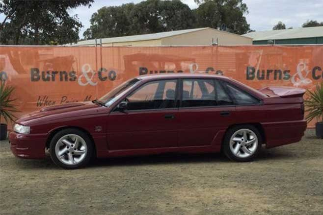 1994 VN Commodore Group A SS