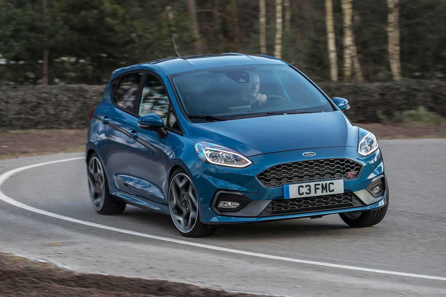 2019 ford fiesta st confirmed for australia motor